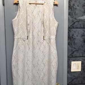 Calvin Klein dress size 16